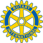 "Rotary International ""Wheel"" logo"
