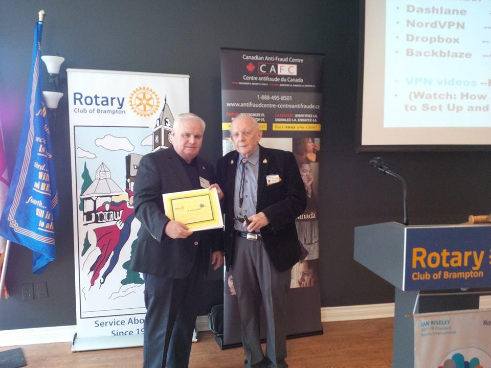 R. Brock Godfrey – Canadian Anti-Fraud Centre