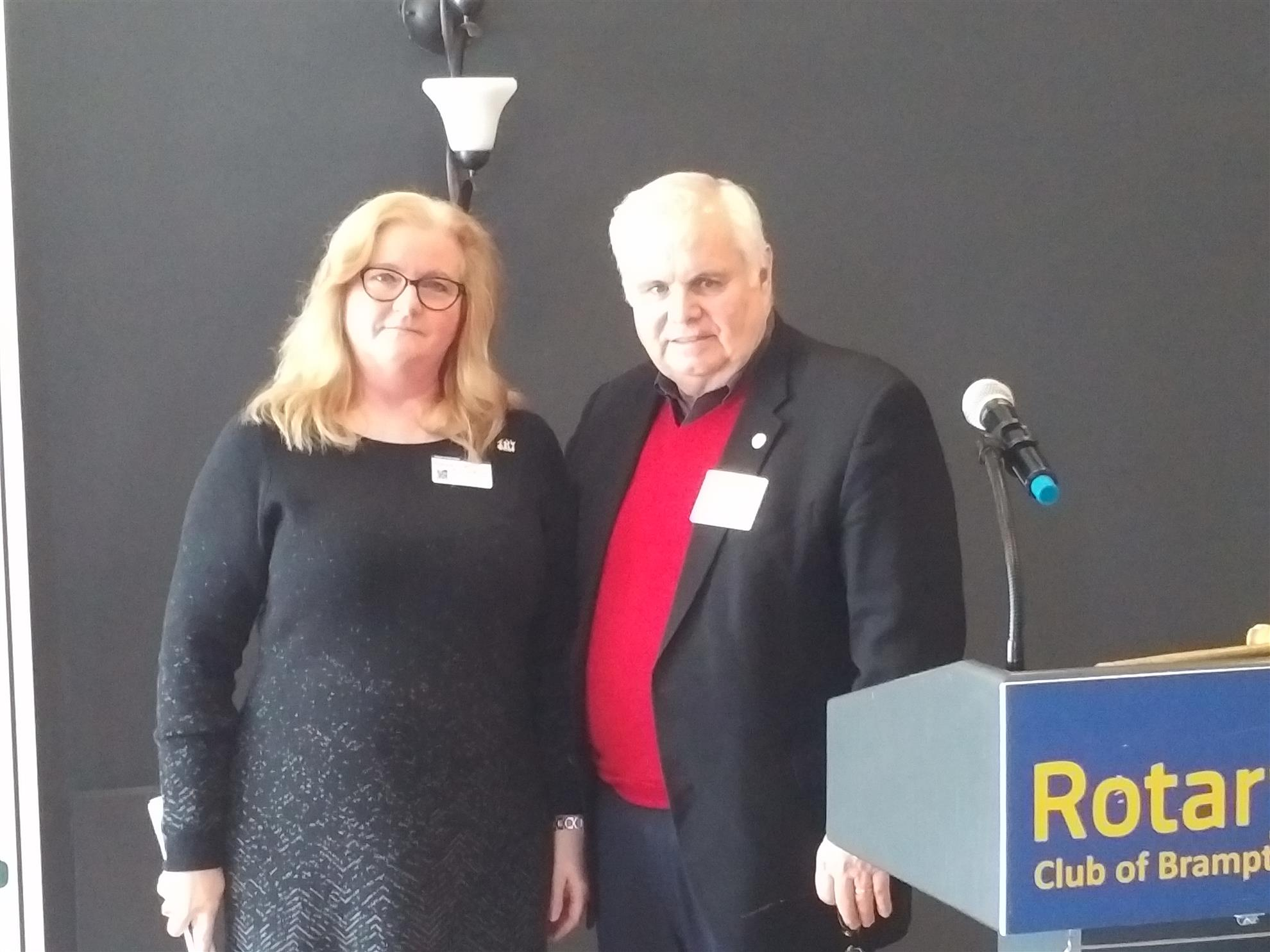 Dr. Annette Rusnell – Cultural Anthropology and Rotary's International  Projects