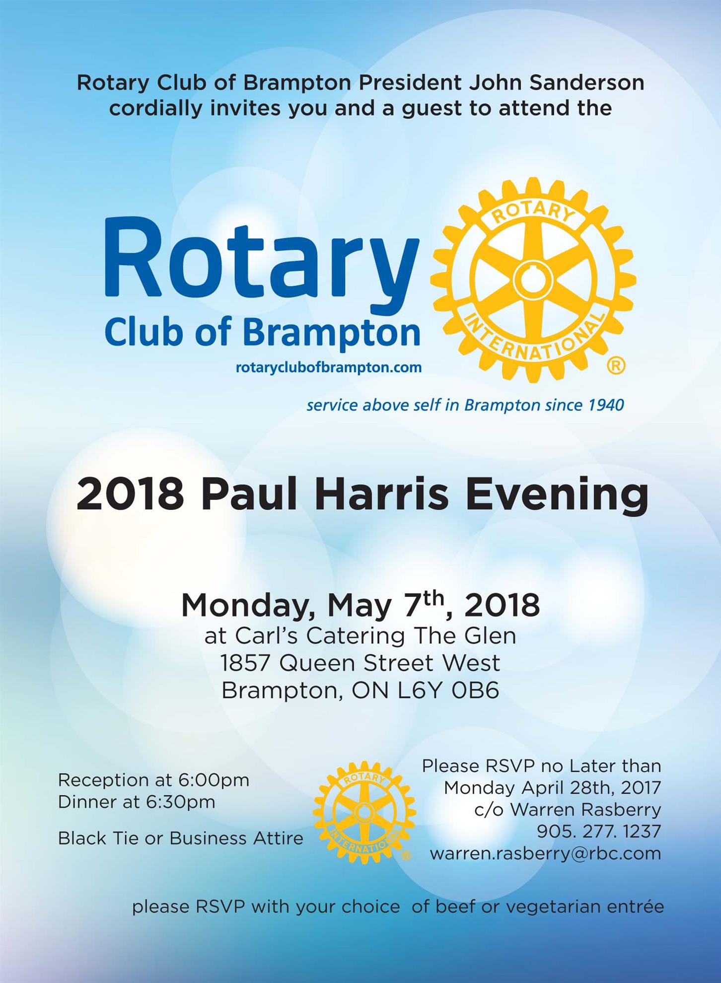 Stories | Rotary Club of Brampton