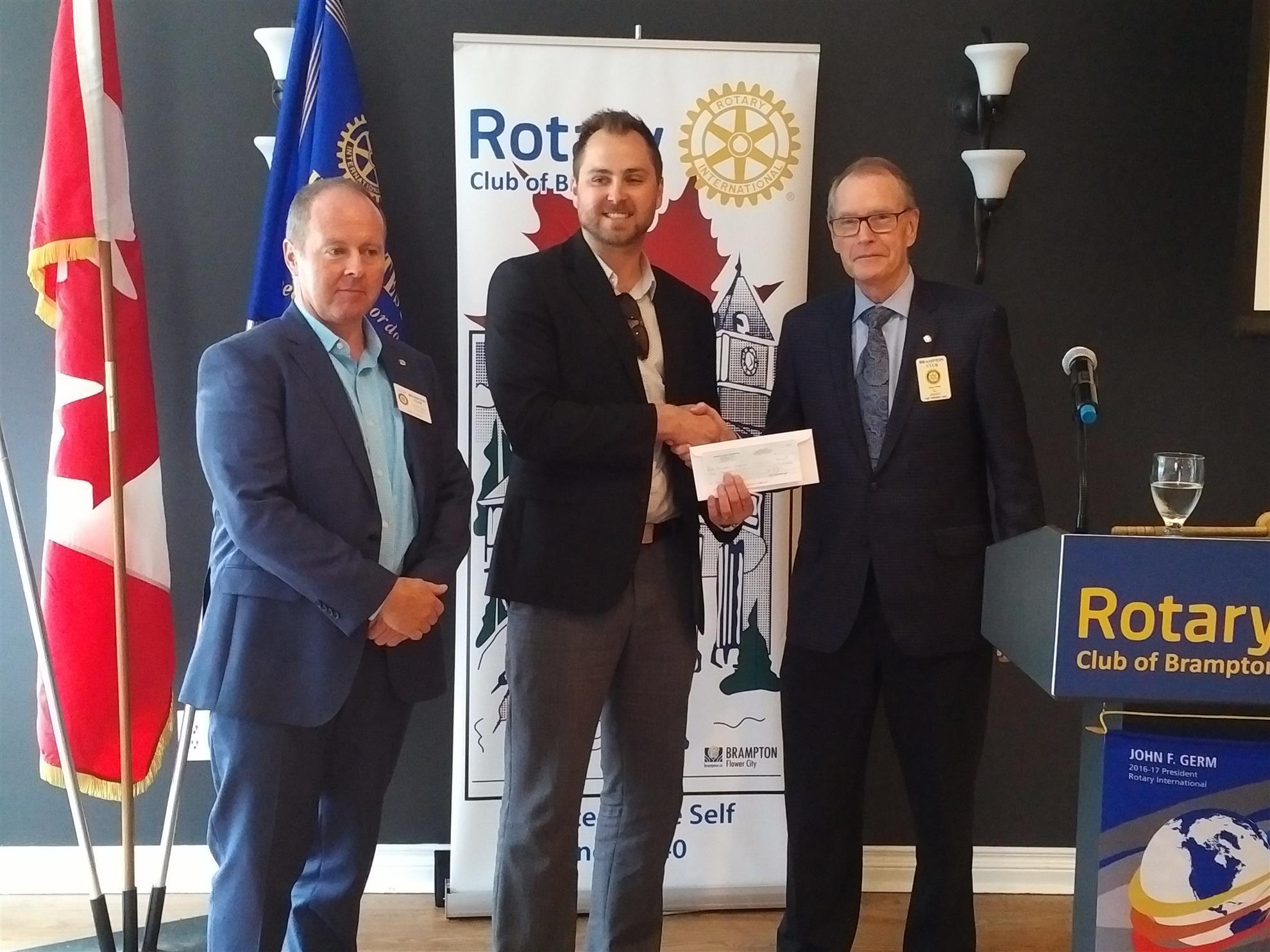 Stories | Rotary Club of Brampton