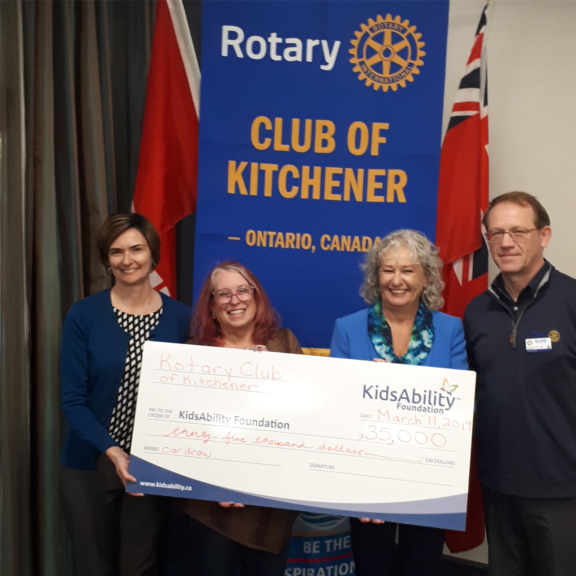 Home Page | Rotary Club of Kitchener