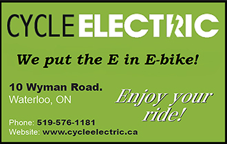 Cycle  Electric E-bikes Waterloo