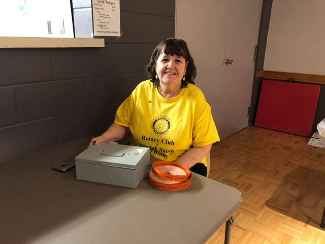 Dianne ready to sell bar tickets
