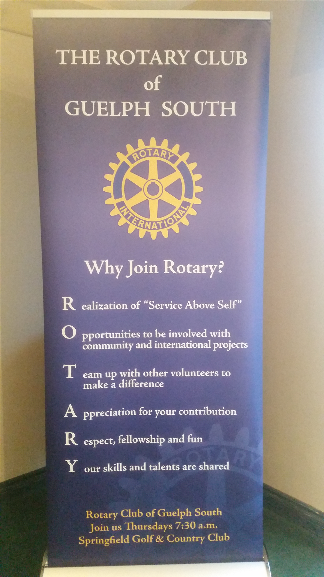 Rotary Club of Guelph South