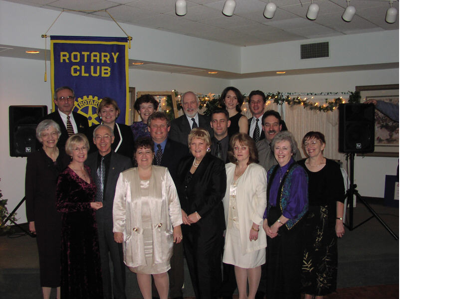 Charter Night - Club Photo