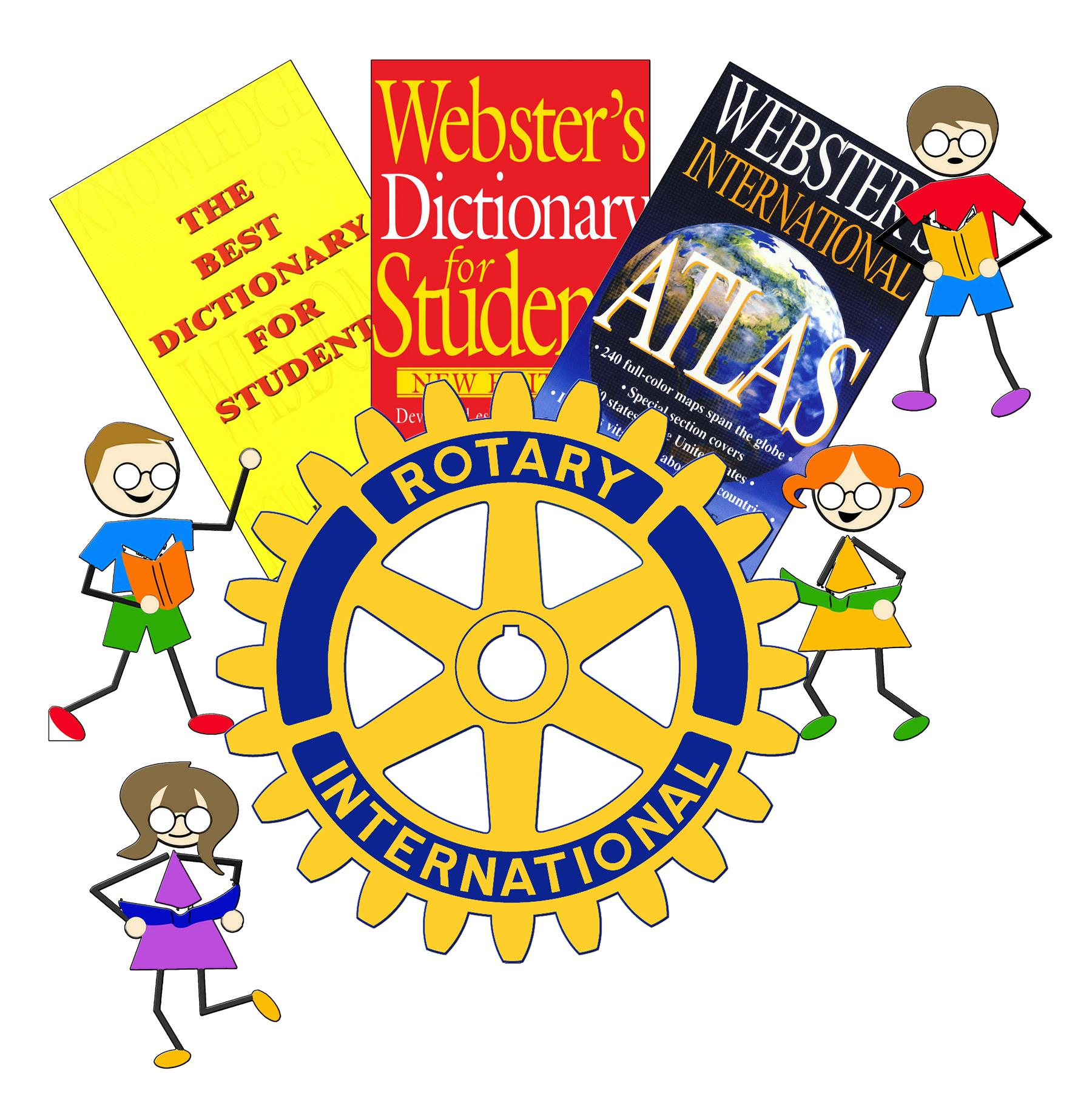 Dictionaries for Grade Three Students | Rotary Club of London