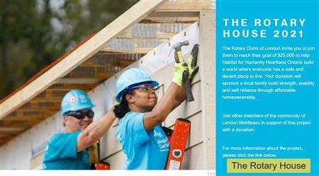 Rotary House Habitat for Humanity