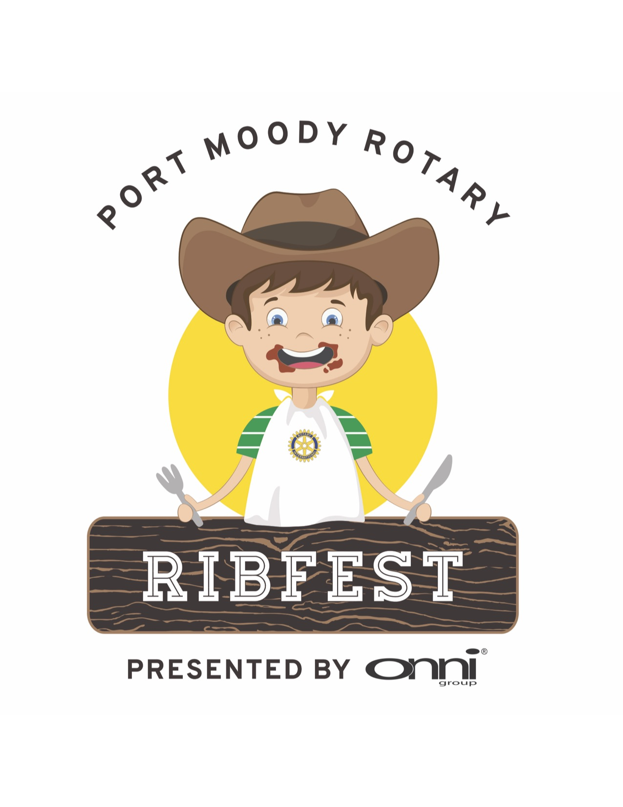 38f4abd9f6d8b Wear your RIBFEST shirt this Wednesday as our whole meeting will be about  Port Moody Rotary RIBFEST 2019.