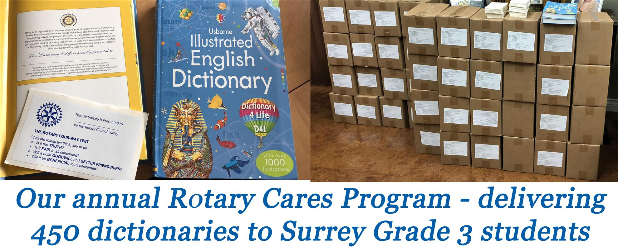 Stories | Rotary Club of Surrey