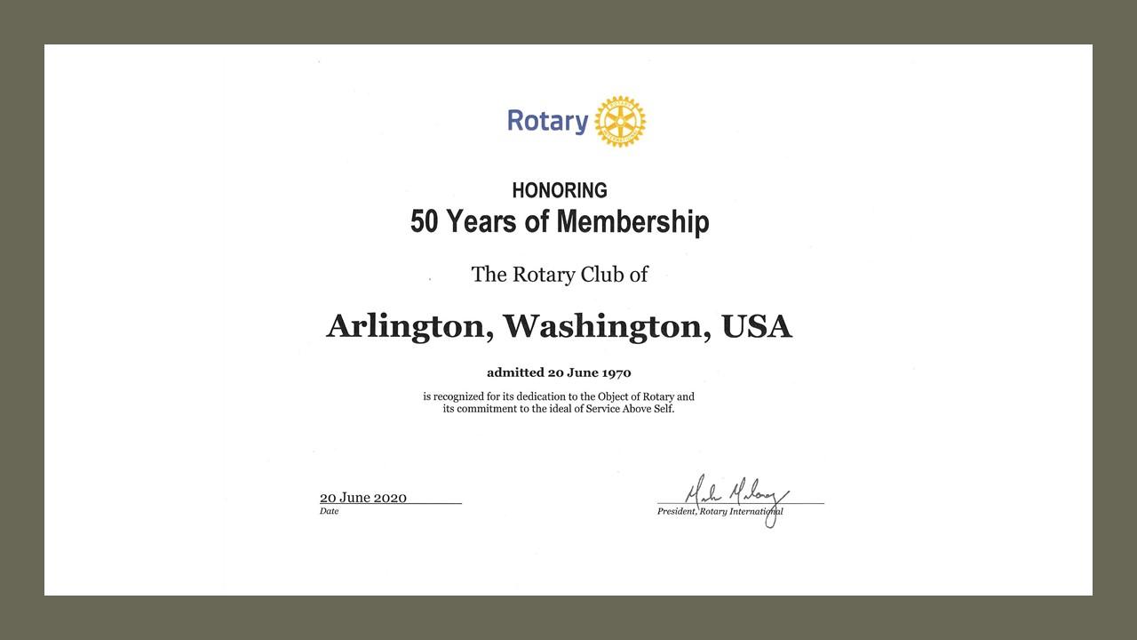 Stories Rotary Club Of Arlington