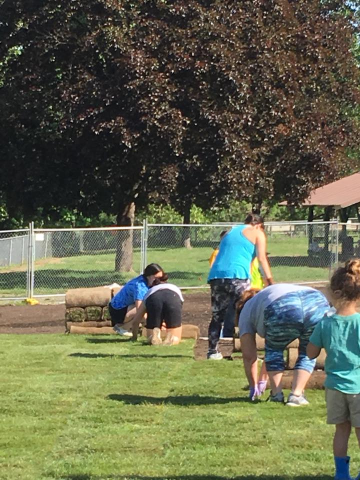 30186ff685 ... splash pads and playground at Haller Park. The work was done in less  than 2 hours! There is a photo album, but here are a few of the photos from  the ...