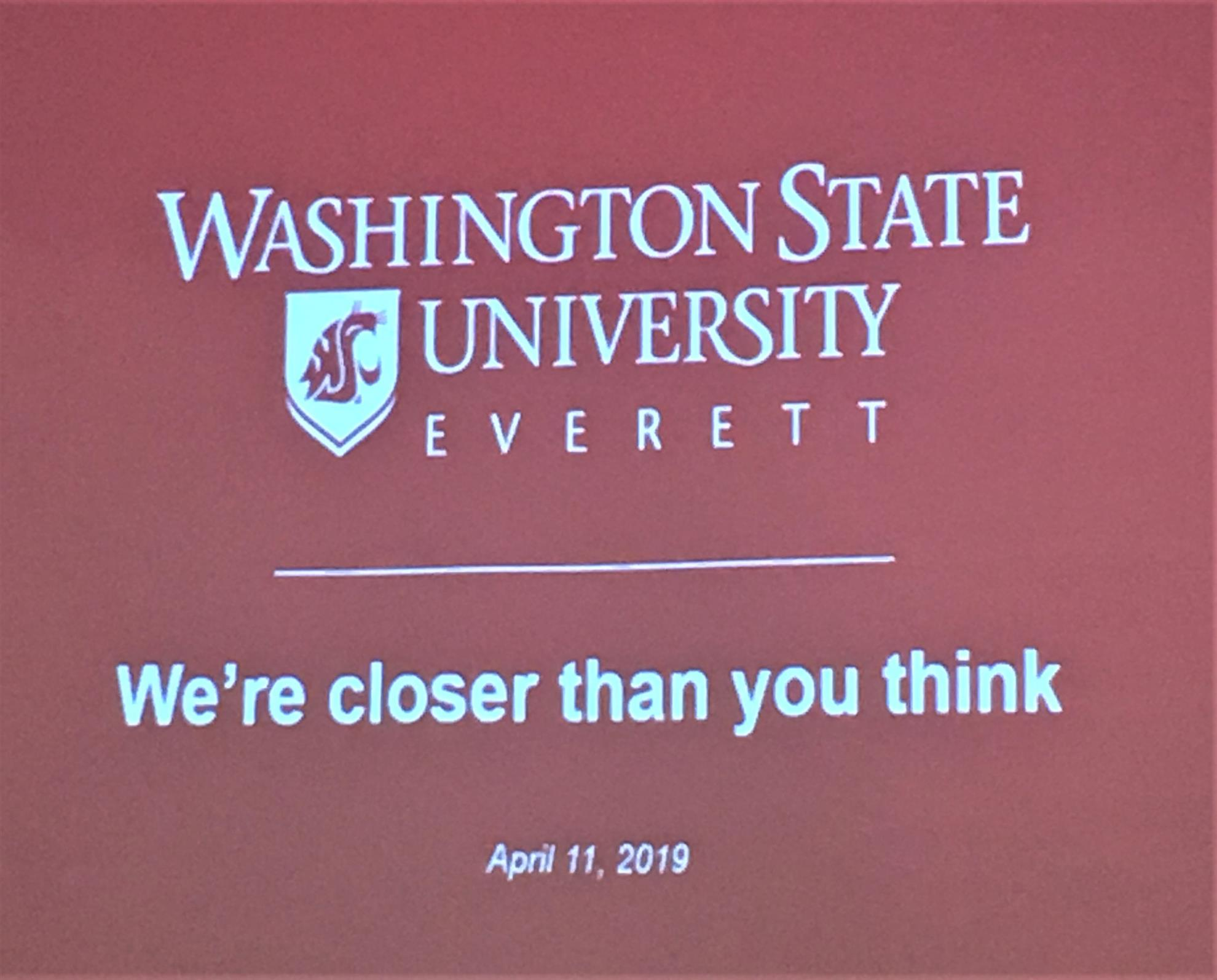 7f2c6eb65 Dr. Paul Pitre, the Chancellor for Washington State University's Everett  was our program on April 11. In addition to being the Chancellor, ...