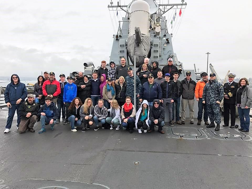 Ship's Tour Navy Station Everett