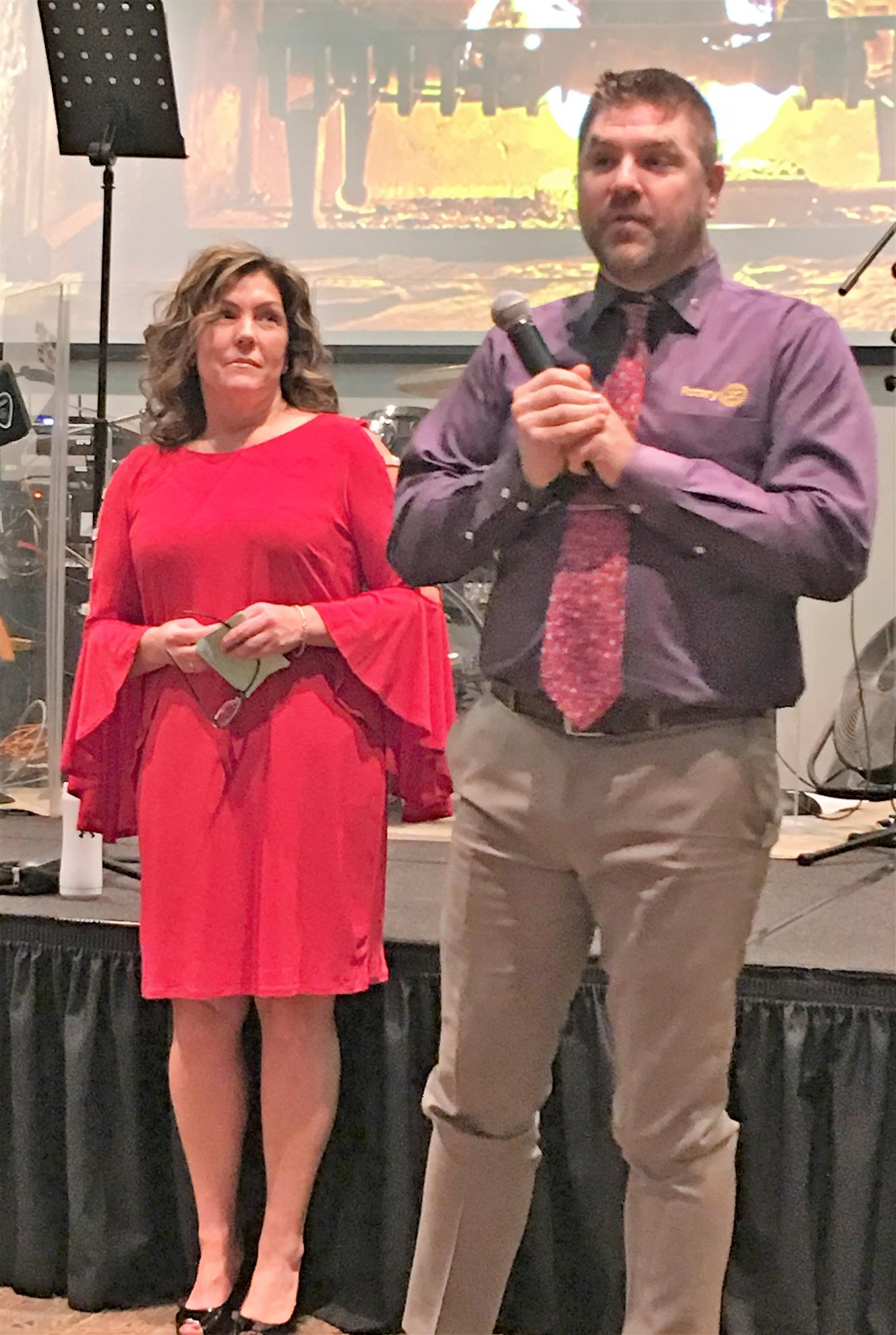 Carla & Erik Did Recognitions