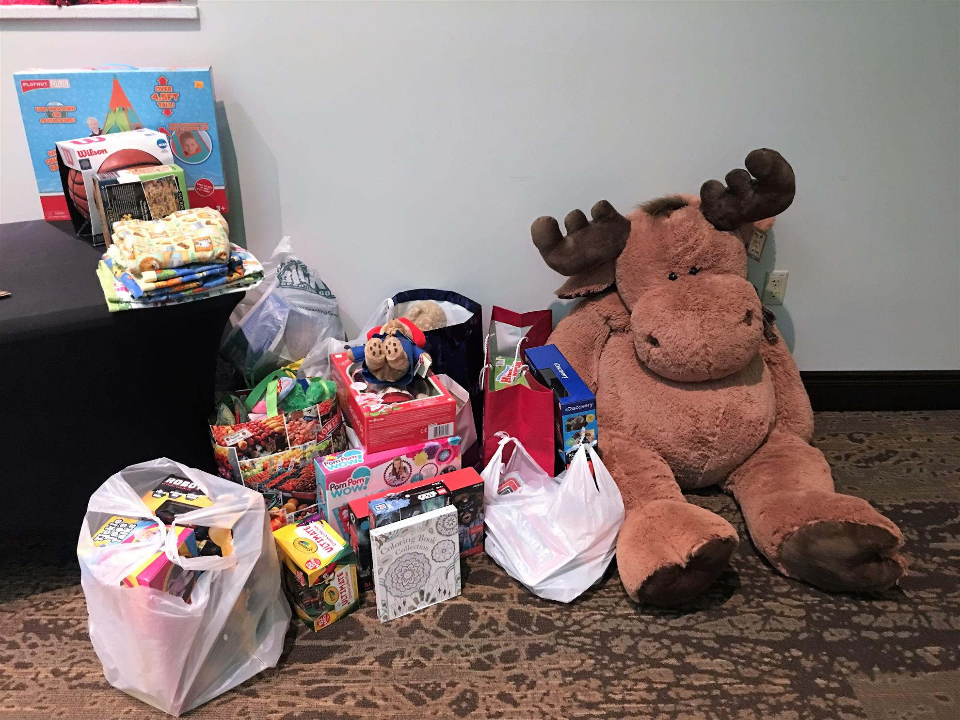 Donated Toys