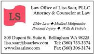 Law Office of Lisa Saar PLLC