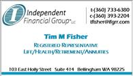 INDEPENDENT FINANCIAL GROUP LLC