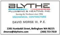 Blythe Plumbing & Heating, Inc.
