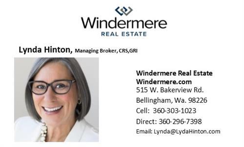 Lynda Hinton Real Estate Inc