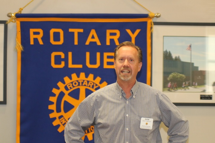 59ad52af6785 Keith Partington and Don Iverson share their Classification Talk with our  Club last Friday.