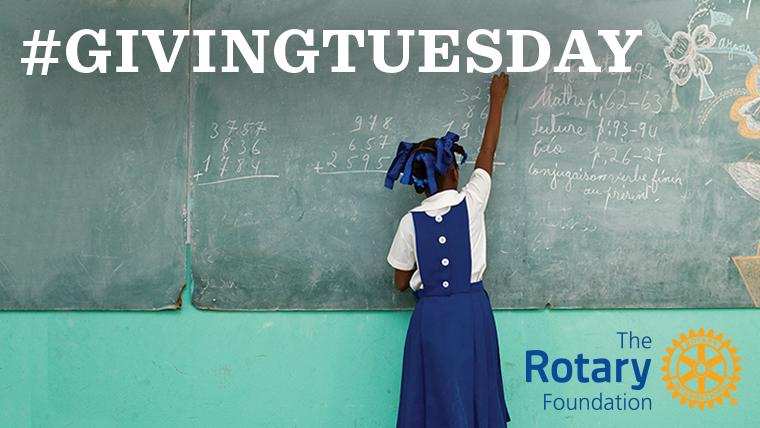 Image result for rotary giving tuesday