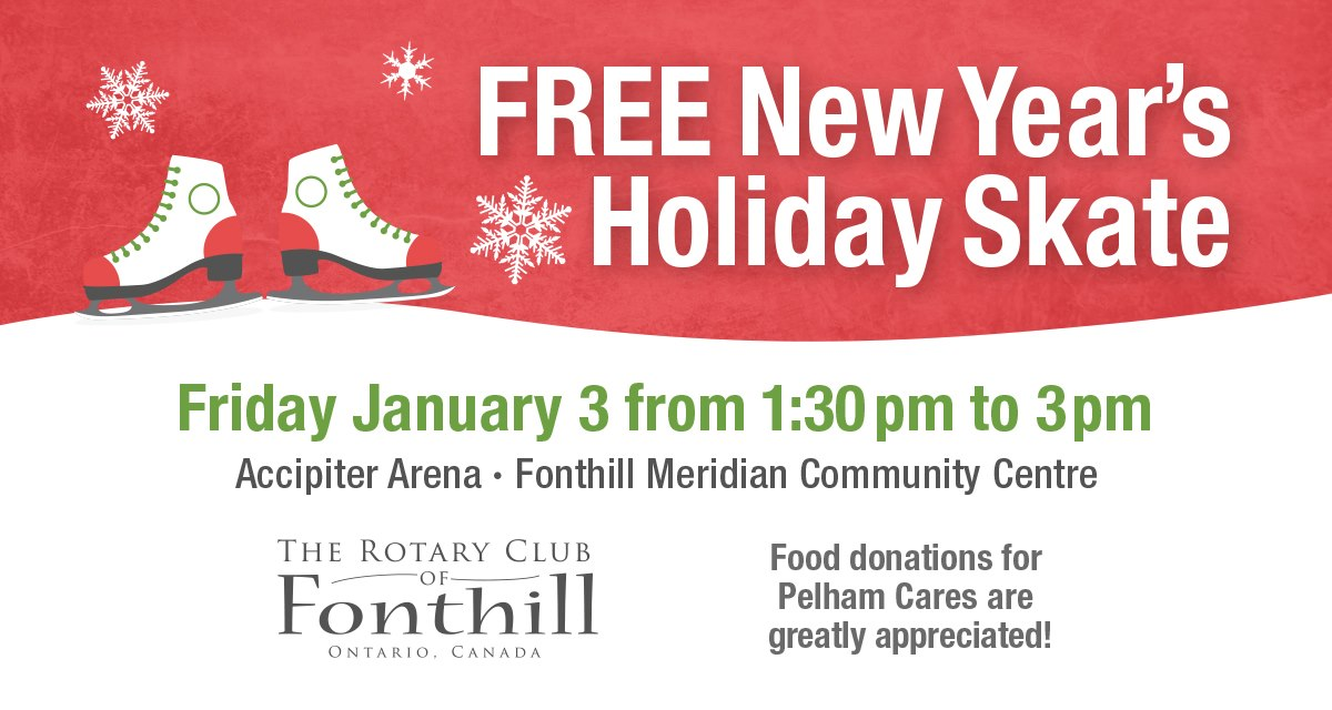 Rotary Holiday Skate