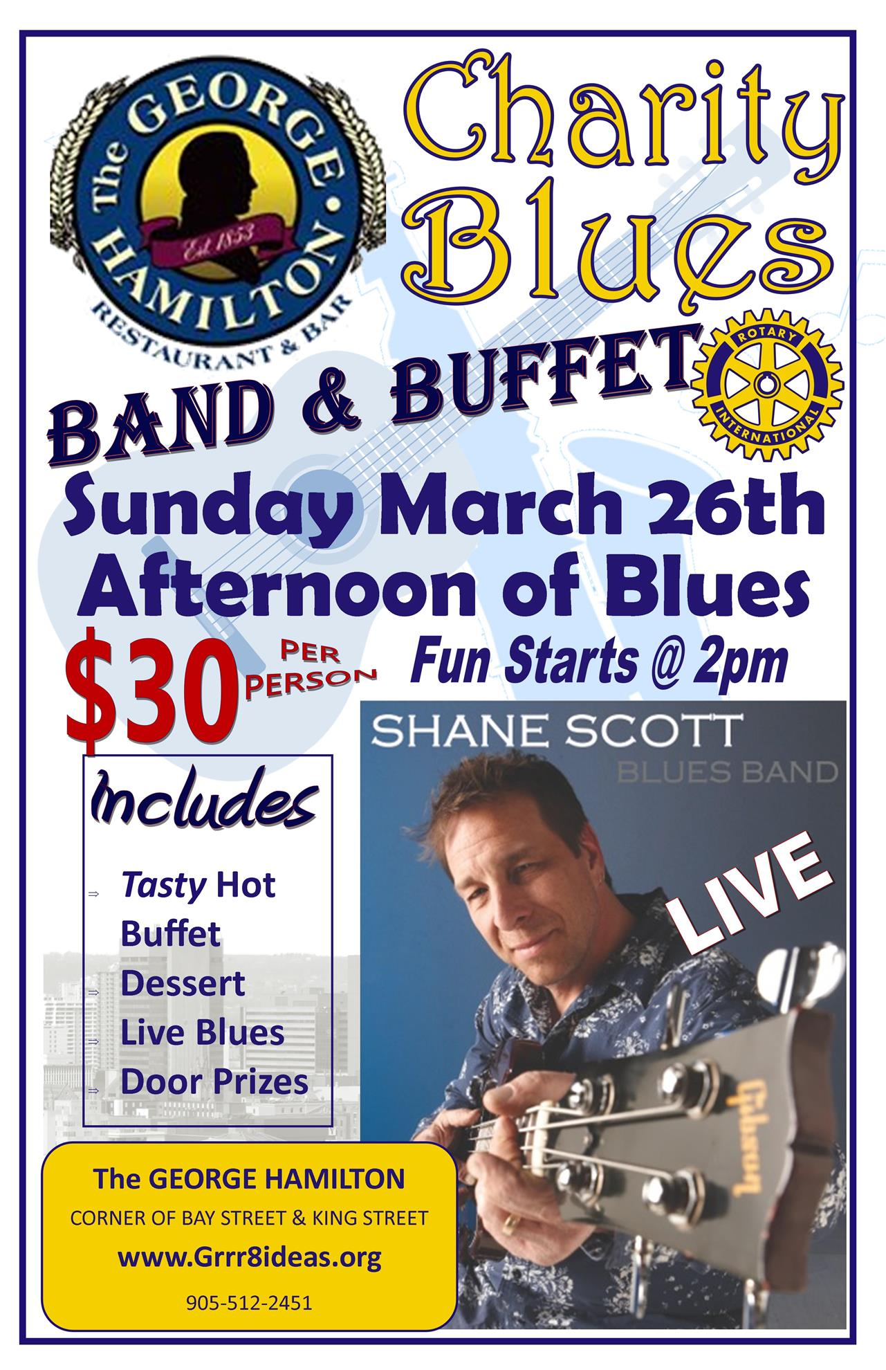 Blues for Charity