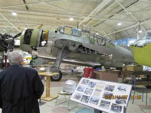 Canadian Warplane Heritage Museum - Hamilton ON | Rotary