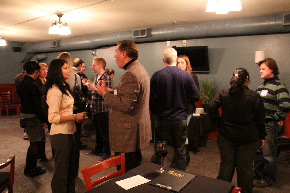 Rotary - Rotaract Professional Development Night