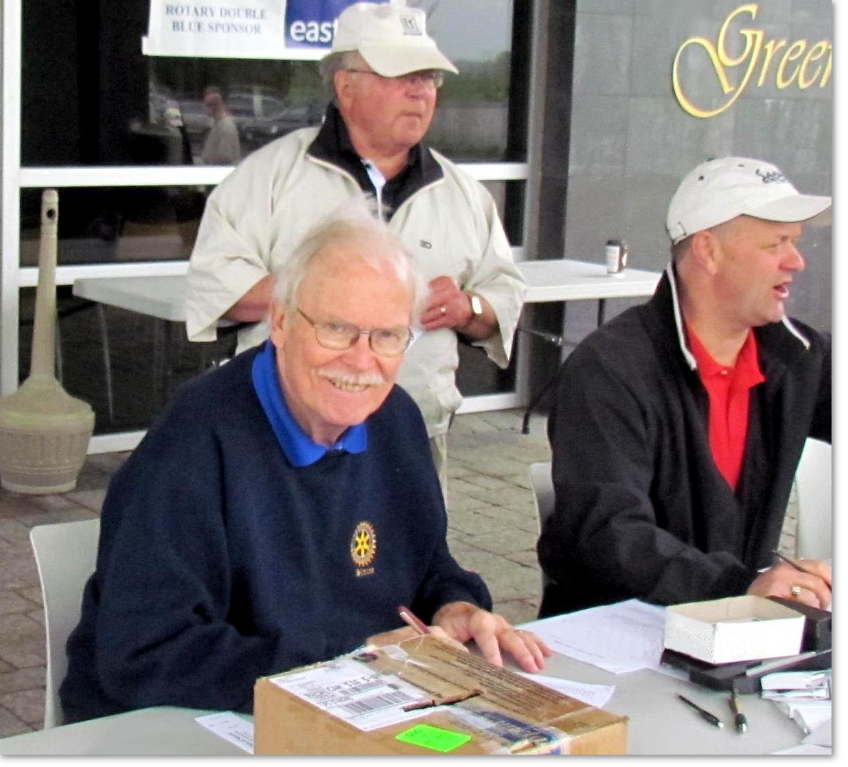 Rotary Golf Registration