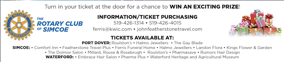 2015 Rotary Holiday House Tour Ticket Info