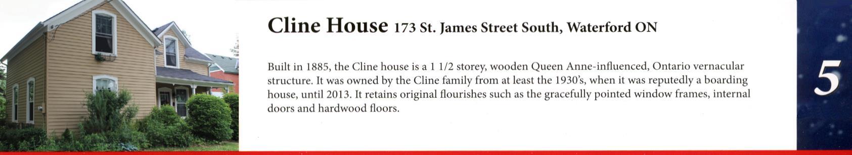 Cline Home