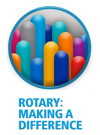 2017-2018 Rotary Theme Graphic