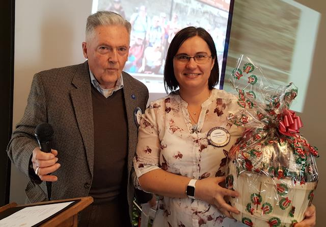 2017 Holiday House Tour Draw Winner