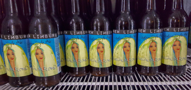New Limburg Belgium Blonde