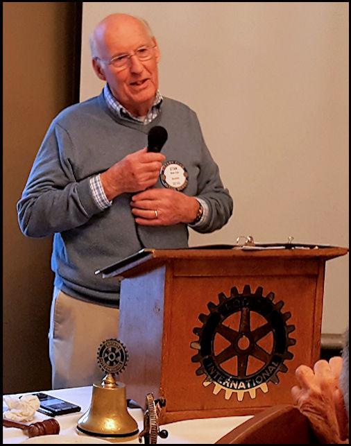 2018 Second Classification Talk, Stan Cox