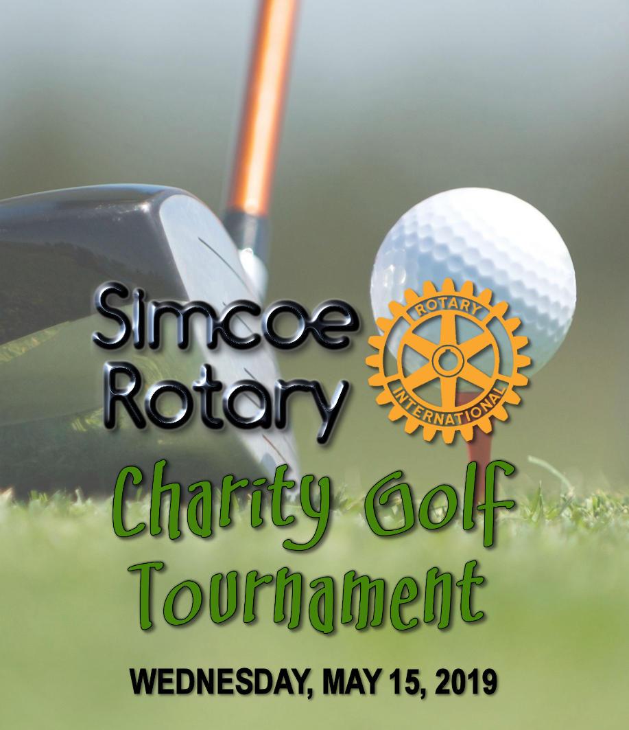2019 Rotary Charity Golf Tournament