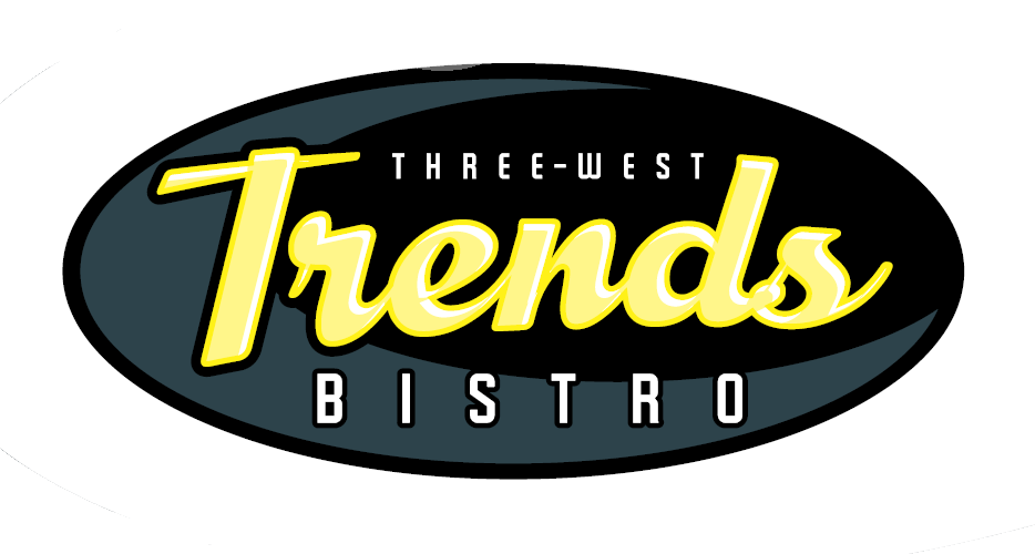 Three-West Trends Bistro Logo