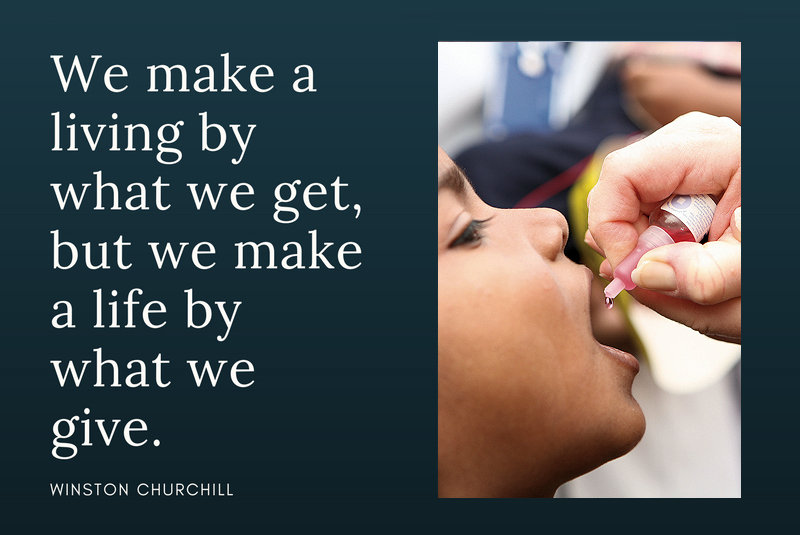 Winston Churchill Quotation