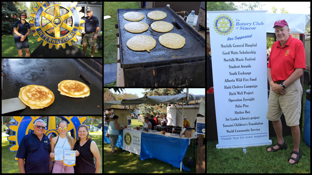 Pancakes-In-The Park, August 3-5, 2019