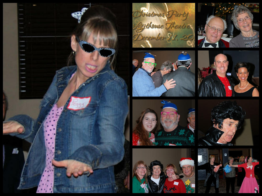2018 Murder Mystery & Christmas Party