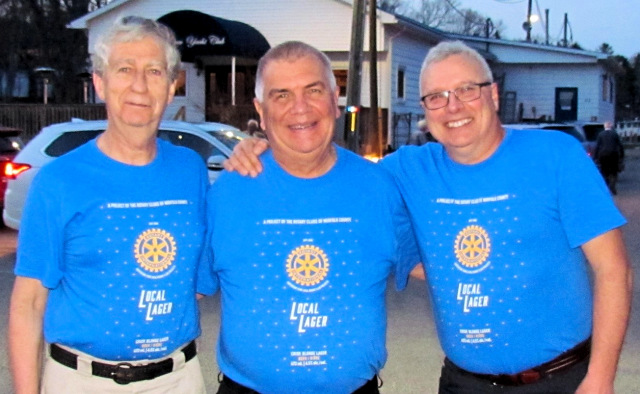 Rotary beer Can T-Shirts