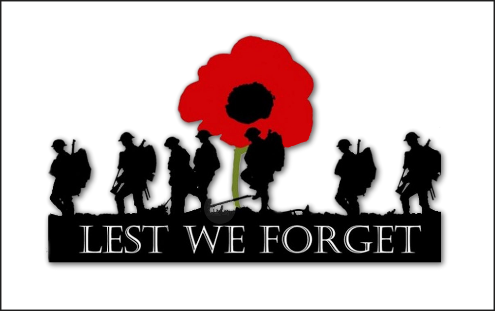 Remembrance day, November 11, 2020
