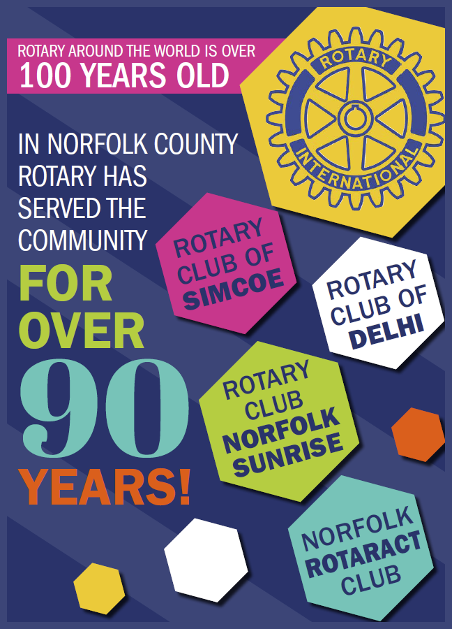 Norfolk Rotary Tabloid June 19, 2018