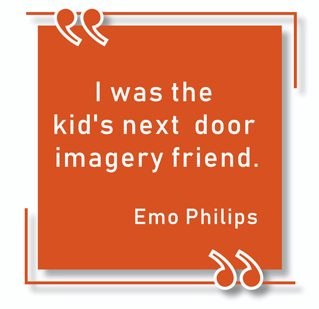 Emo Phillips Quotation