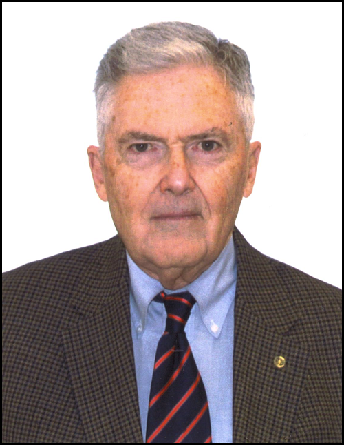 Ron Baker, Simcoe Rotary President 2020-2021