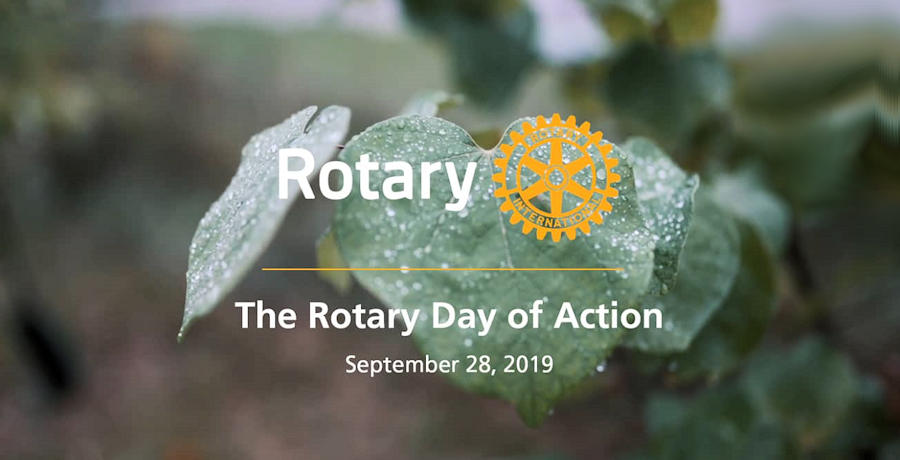 2019 Rotary Action Video