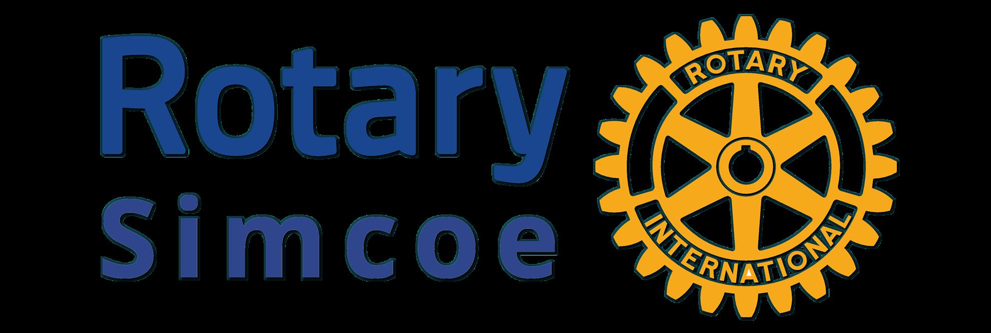 Rotary Simcie Logo