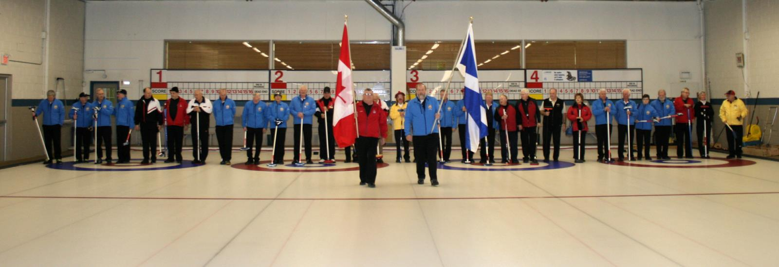 2016 Rotary Canada and Scotland Curling Tour